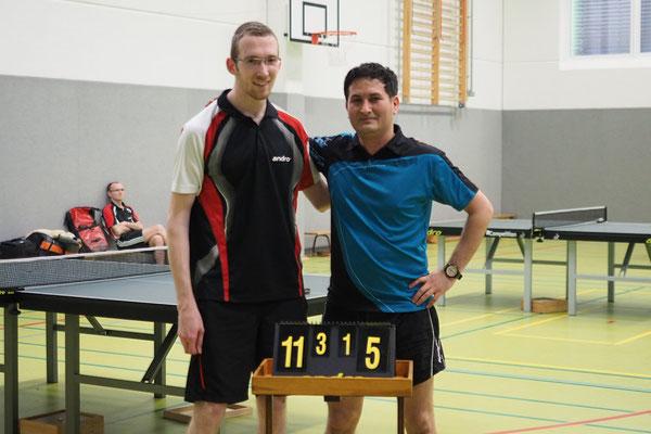 3:1-Sieg für Florian!
