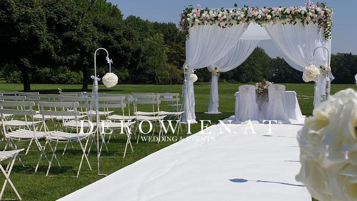 Hochzeit Pavillon mieten