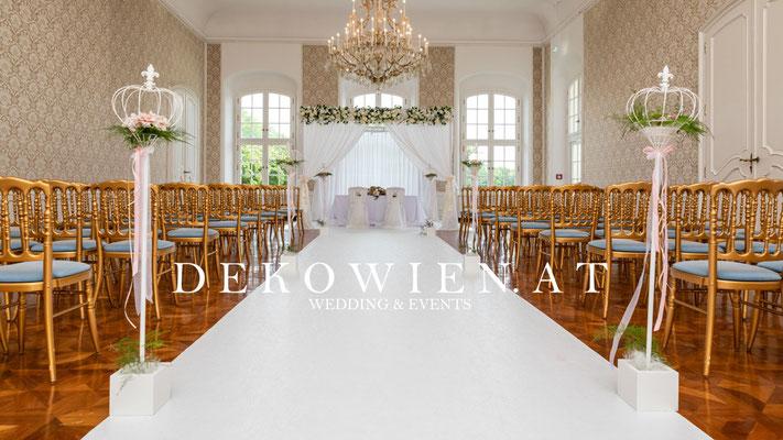 Hochzeit im Schloß Laxenburg