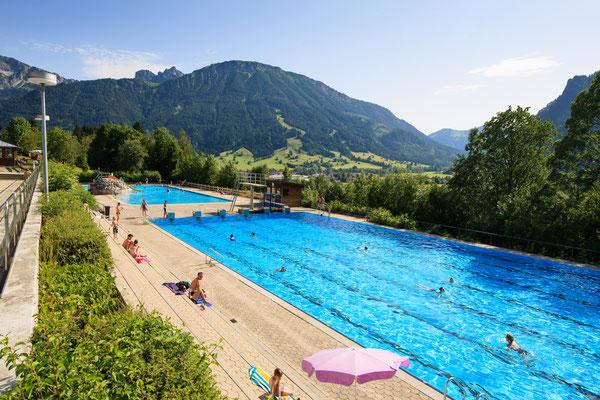 Freizeitaktivitäten inklusive mit der Königscard (Pfronten Tourismus, E. Reiter)