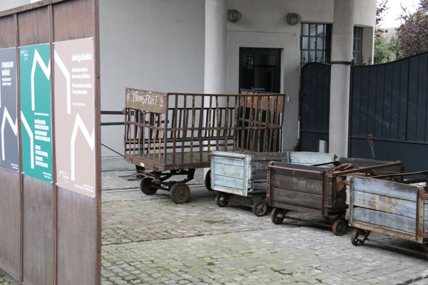 in Schindlers Fabrik
