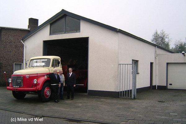 Garage Den Bosch : Th anniversary van den bosch transporten