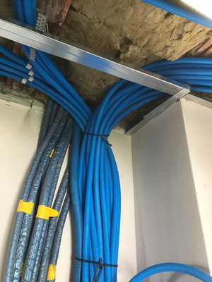 Elektrorohreinlagen