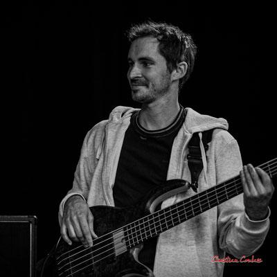 Flavien You; Aurora Quartet. Salle culturelle de Cénac. Jeudi 22 avril 2021. Photographie © Christian Coulais