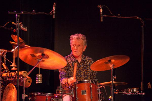 Pierre Thibaud; Christian Paboeuf Quartet, Festival JAZZ360. Cénac, samedi 5 juin 2021. Photographie © Christian Coulais