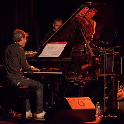 Xavier Duprat; Christian Paboeuf Quartet, Festival JAZZ360. Cénac, samedi 5 juin 2021. Photographie © Christian Coulais