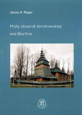Mały słownik łemkowskiej wsi Bartne