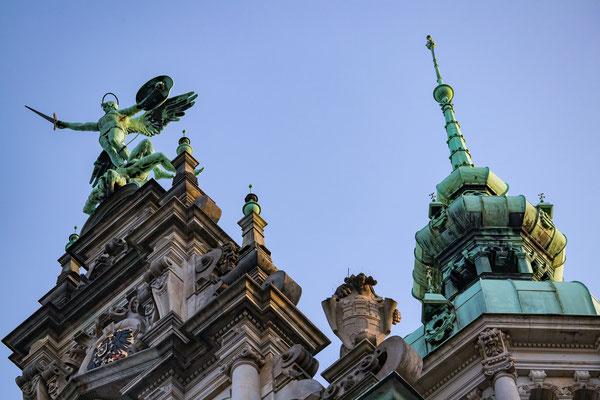 Rathaus Hamburg: Details