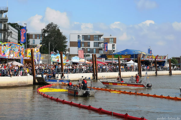 Hafenfest 2019 - Entenrennen