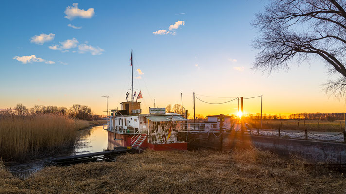 Batavia Wedel Sonnenuntergang (März 2018)