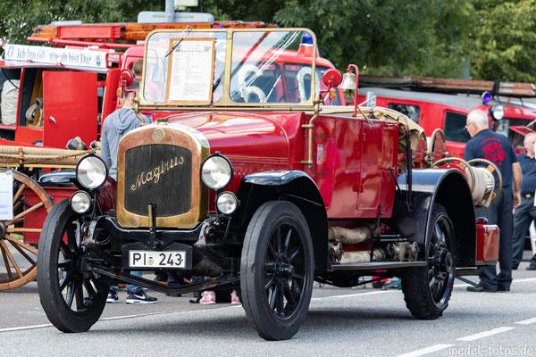 Feuerwehrfest und 140-Jahr-Feier der Feuerwehr Wedel 2018