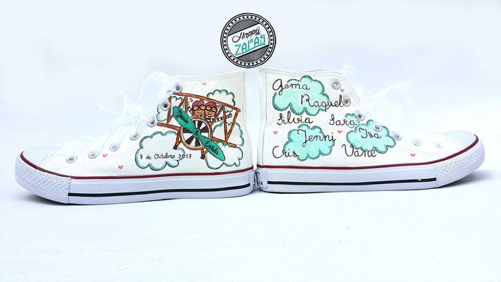 Jesúsamp; Jesúsamp; Zapatillas Personalizadas Estela Estela xeBrdCo