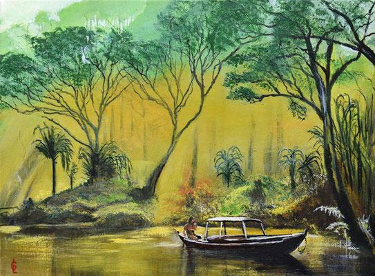 Bild-Nr. 6135 Titel: Mysterious jungle