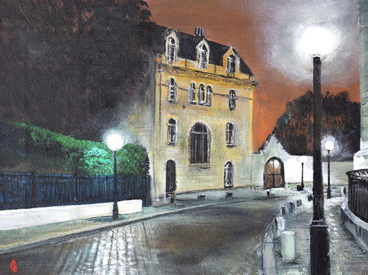 Bild-Nr. 7746 Titel: Montmartre - Paris