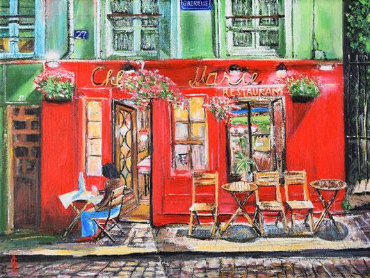 Bild-Nr. 7750 Titel: Marie - Paris