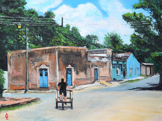 Bild-Nr. 6137 Titel: Provinz - Mexico