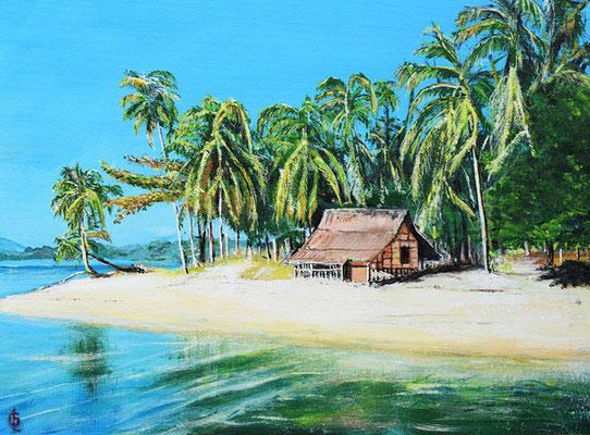 Bild-Nr. 6135 Titel: Beach - Thailand