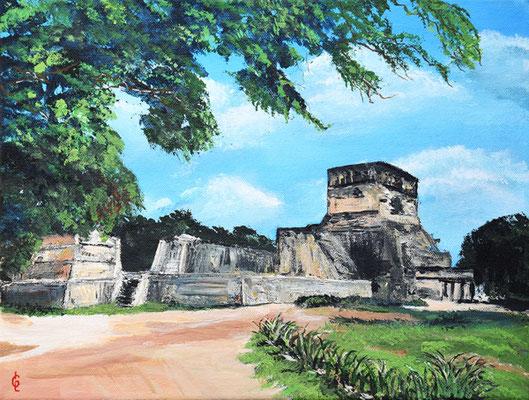 Bild-Nr. 6136 Titel: Chichén Itzá - Mexico