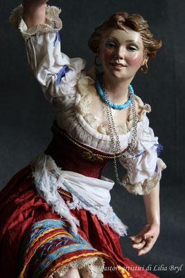 Pastori artistici: Danzatrice