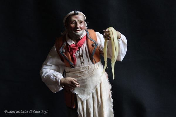Pastori artistici: Oste, 35 cm