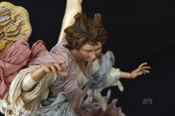Angelo. Un pastore pastore napoletano di Lilia Bryl. Cod ANG014