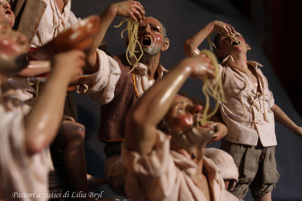 Pastori artistici: Mangiamaccheroni