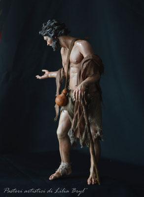 """Pastore """"Mendicante"""", 32 cm. Lilia Bryl"""