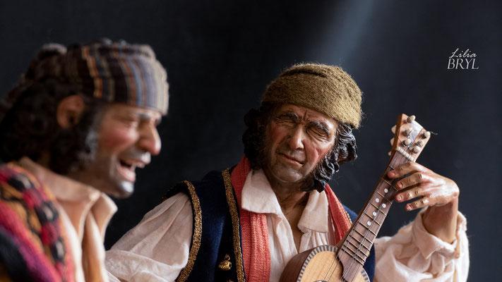 Pastori Musicisti di Flamenco.