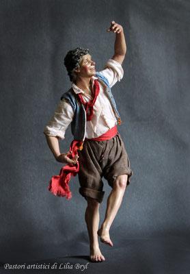 Pastori artistici: Danzatore
