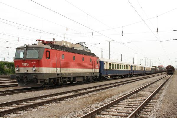 Bahnhof Kledering