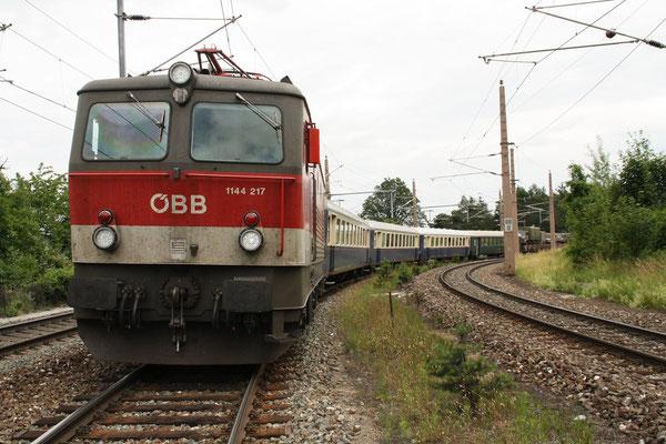 Bahnhof Eichberg