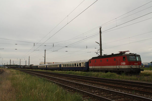 Bahnhof Gramatneusiedl