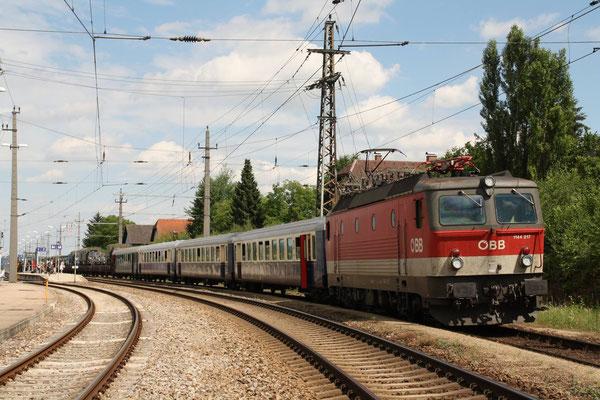 Bahnhof Limberg-Maissau