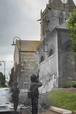 Sainte-Mère-Église - Rue Général Kœnig