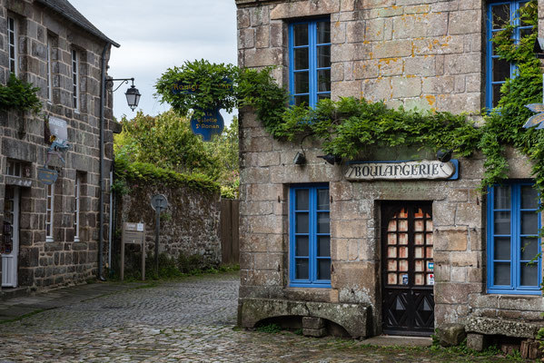 Locronan - Das malerische Dorf