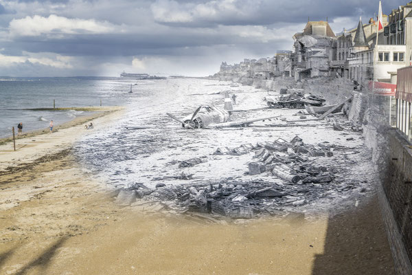 Saint-Aubin-Sur-Mer - Juno Beach