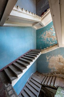 Sanatorium Iveria - Tskaltubo