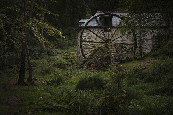 Pointe du Millier - Le Moulin de Keriolet