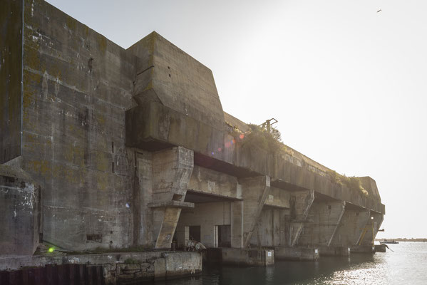 U-Boot-Bunker in Lorient
