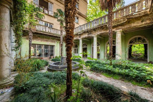 Hotel Tbilisi - Tksaltubo