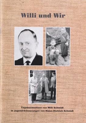 """Das Willi-Buch  """"Willi und Wir"""""""