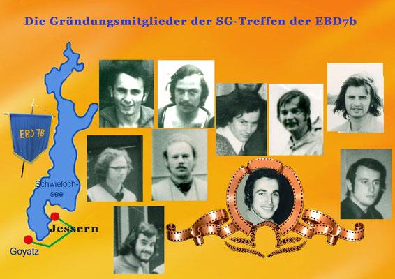 EBD7b Die Gründungsmitglieder der SG-Treffen