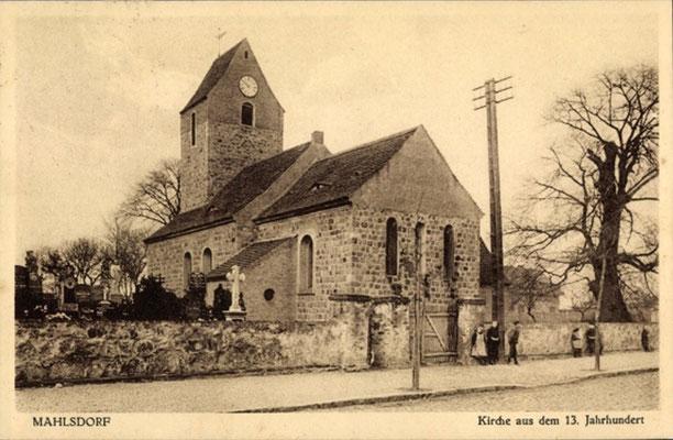 Hönow Kirche