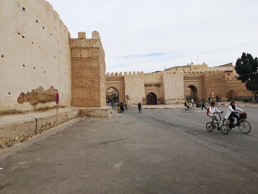 Marokko, Taroudant, Stadtmauer