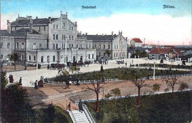 Zittau-Bahnhof