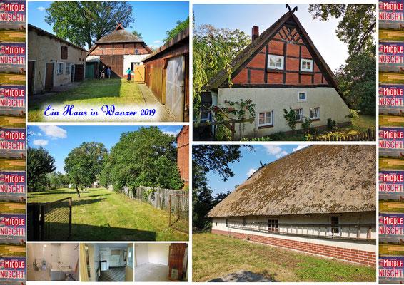 Ein Haus in Wanzer