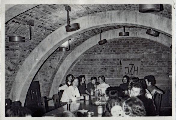 IHZ - D-Block Studentenkeller 1973