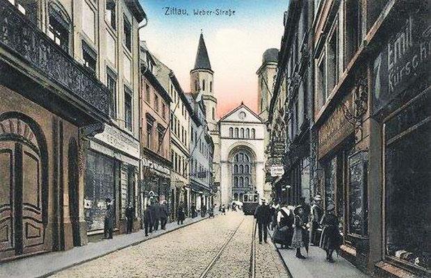 1902-1919-Zittau-Weber-Straße