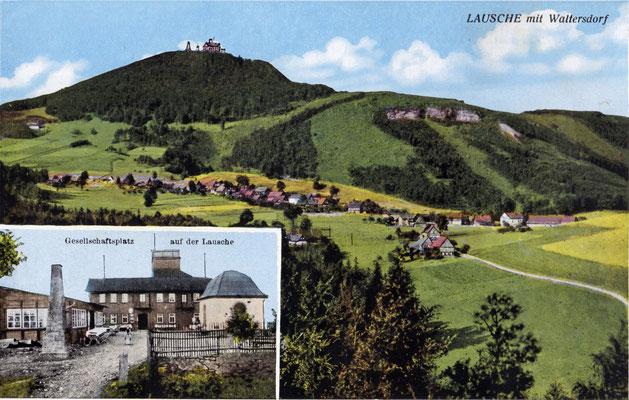 1910-ca-Lausche-mit-Waltersdorf