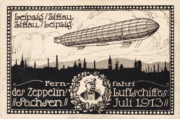 Zeppelin Leipzig-Zittau